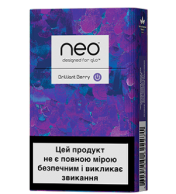 Стики glo NEO DEMI BRILLIANT BERRY