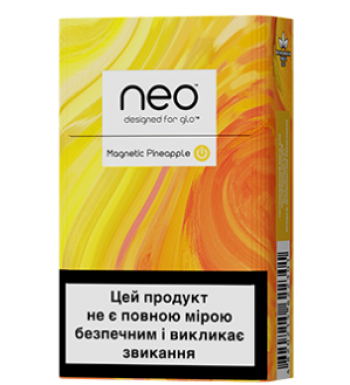 Стіки glo NEO DEMI MAGNETIC PINEAPPLEY