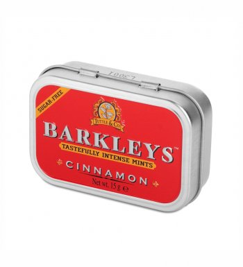 MINTS Barkley's Cinnamon sugar free 15 г