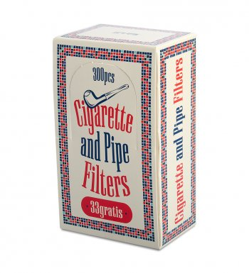 Фильтры Cigarette and pipe filters