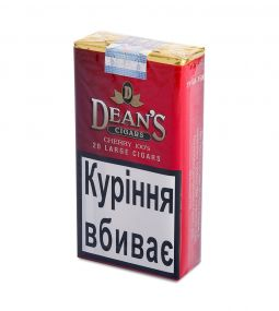 Сигариллы Dean's Cigars Cherry (20 шт.)
