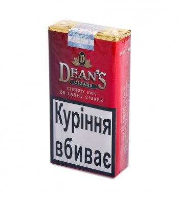 Сигариллы Deans Cigars Cherry (20 шт.)