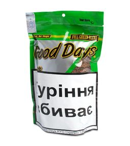 Good Days RYO Cigarette Tobacco Green Blend 180гр