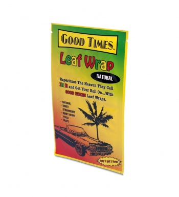 Табачный лист Good Times Leaf Wrap Natural