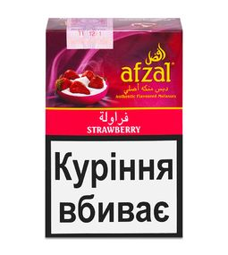 Табак для кальяна Afzal - Strawberry