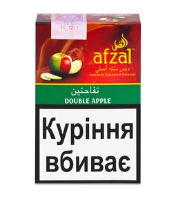 Табак для кальяна Afzal - Double apple