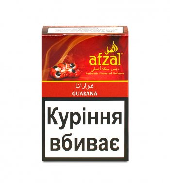 Табак для кальяна Afzal - Guarana