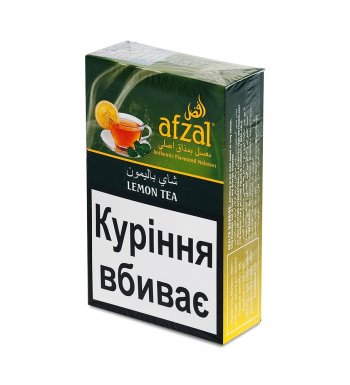 Табак для кальяна Afzal - Lemon Tea