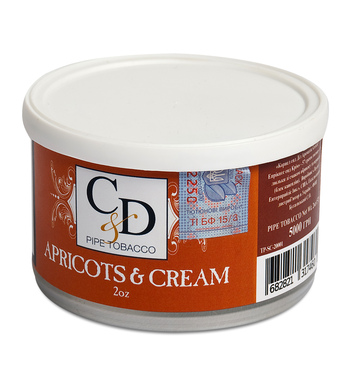 Cornell & Diehl Aromatic Blends Apricots&Cream