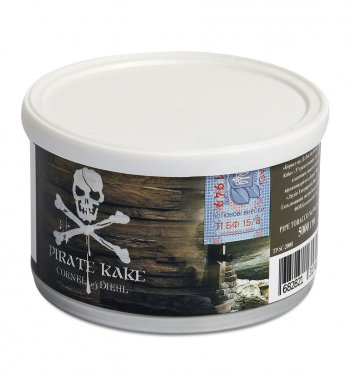 Cornell & Diehl English Blends Pirate Kake