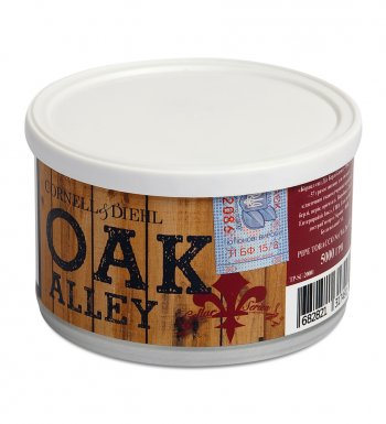 Cornell & Diehl Burley Blends Oak Alley