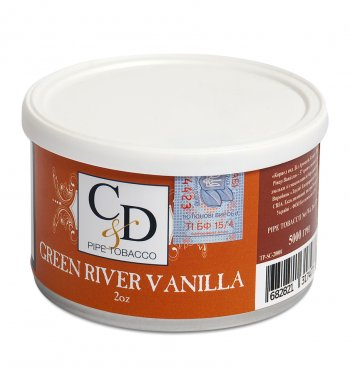 Cornell & Diehl Aromatic Blends Green River Vanilla