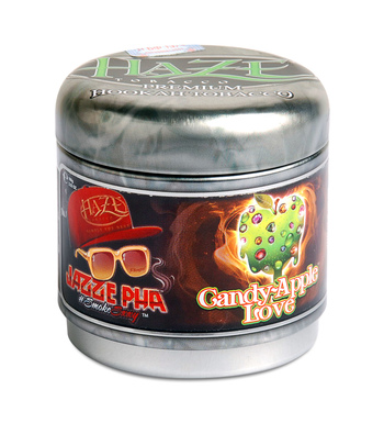 Табак для кальяна Jazzy Pha Candy Apple Love 100g